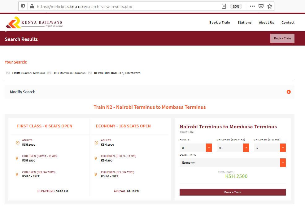 Madaraka-Express-SGR-Online-Booking