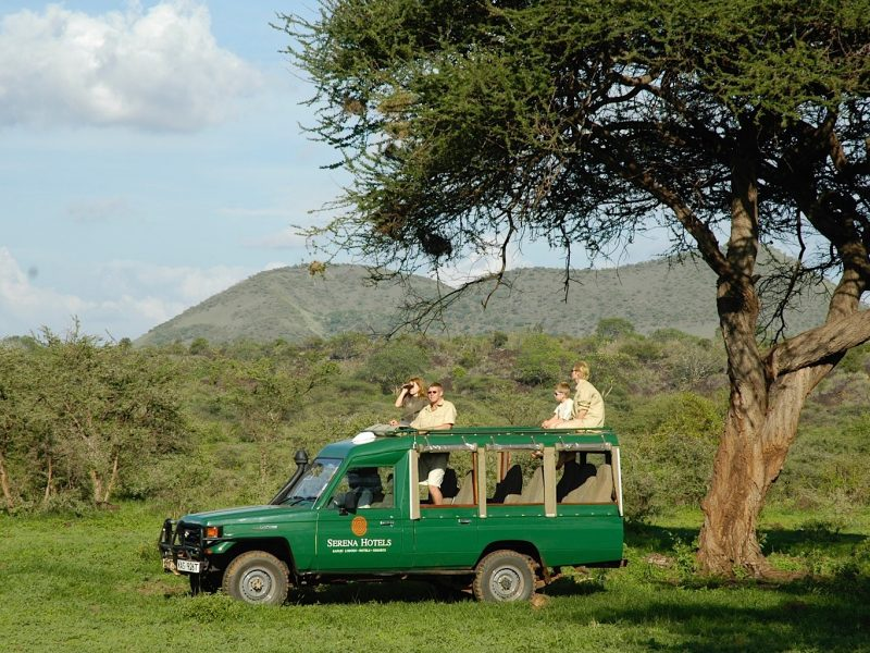 Explore Kenya By Rail